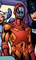 Wildfire Superboy's Legion 001
