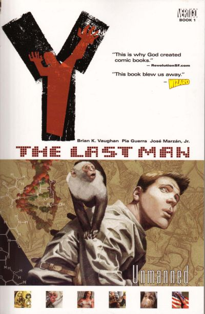 Y: The Last Man: Unmanned (Collected)