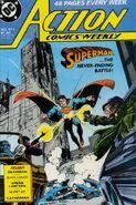 Action Comics Vol 1 611
