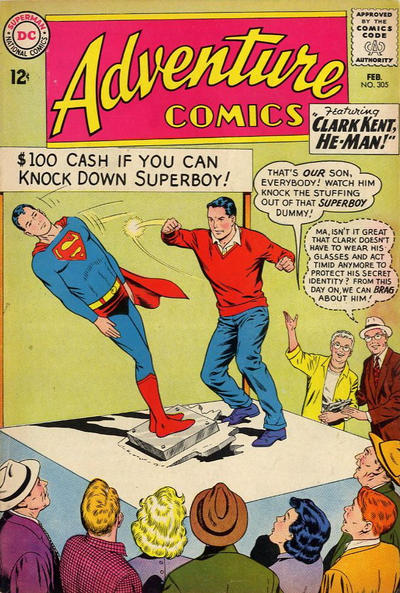 Adventure Comics Vol 1 305