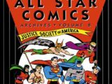 All-Star Comics Archives Vol. 8 (Collected)
