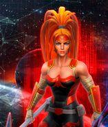 Artemis of Bana-Mighdall DC Legends 0001
