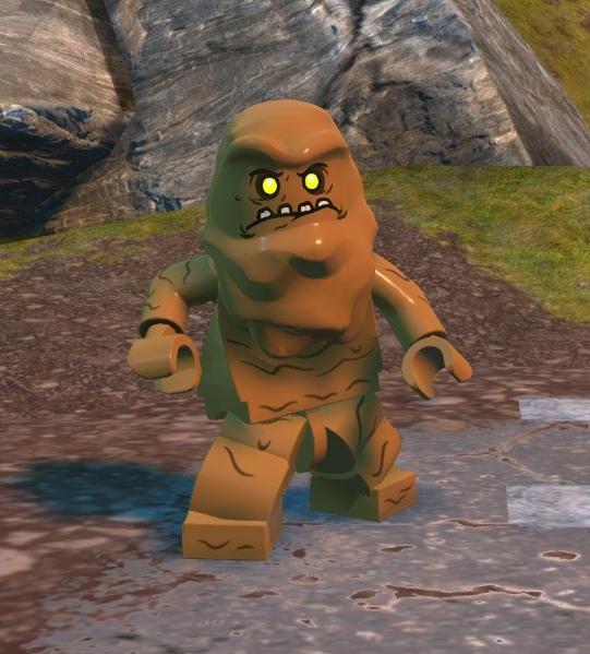 Basil Karlo (Lego Batman)