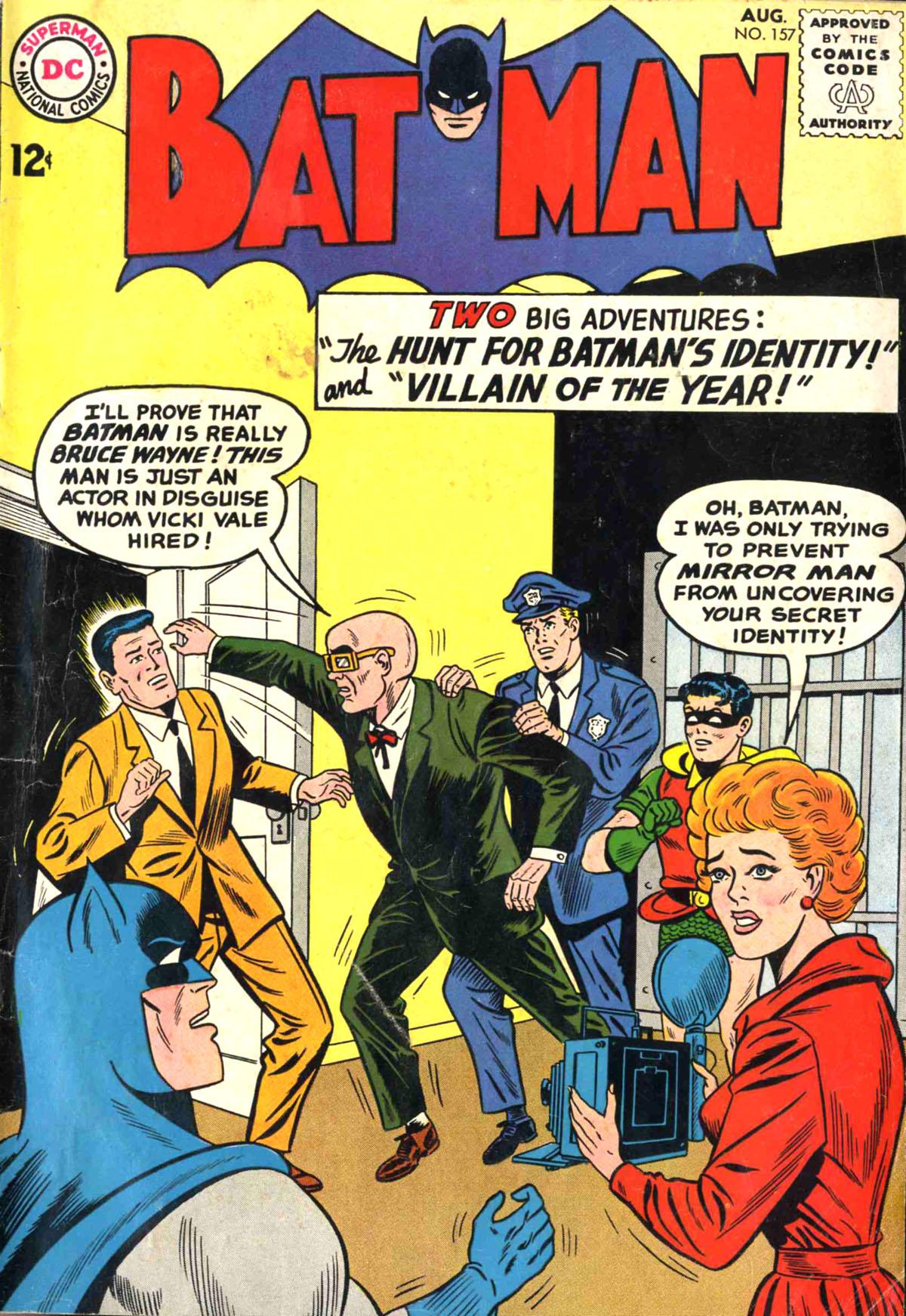 Batman Vol 1 157
