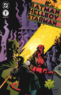 Batman and Hellboy and Starman 2