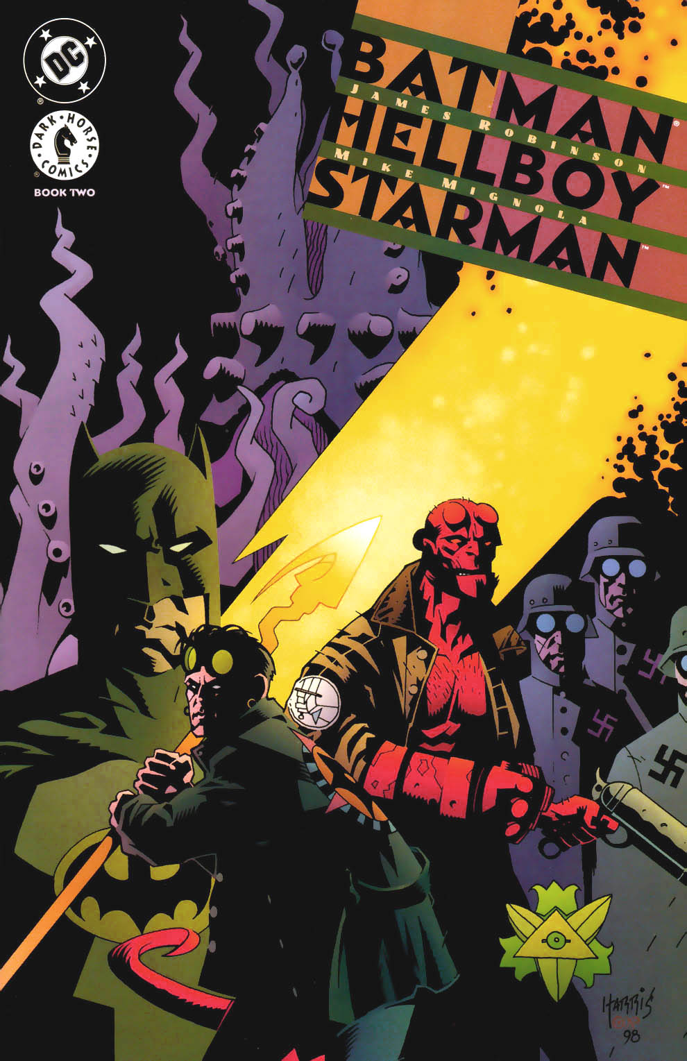 Batman/Hellboy/Starman Vol 1 2