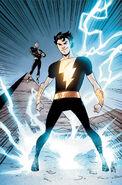 Black Adam Junior Billy Batson and the Magic of Shazam 001