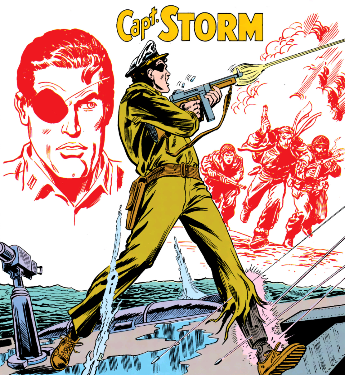 William Storm (New Earth)