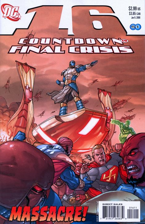 Countdown to Final Crisis Vol 1 16