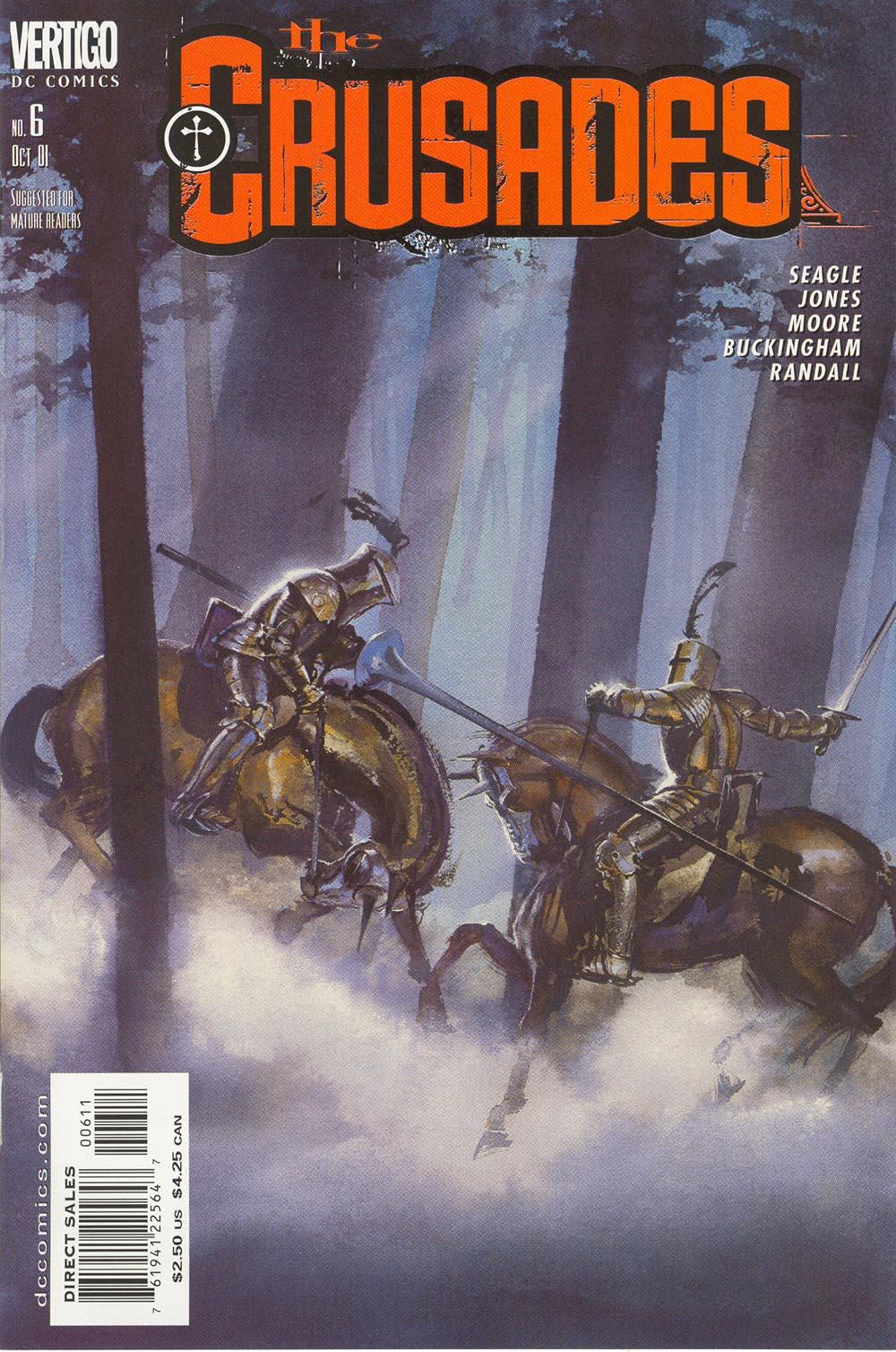 The Crusades Vol 1 6