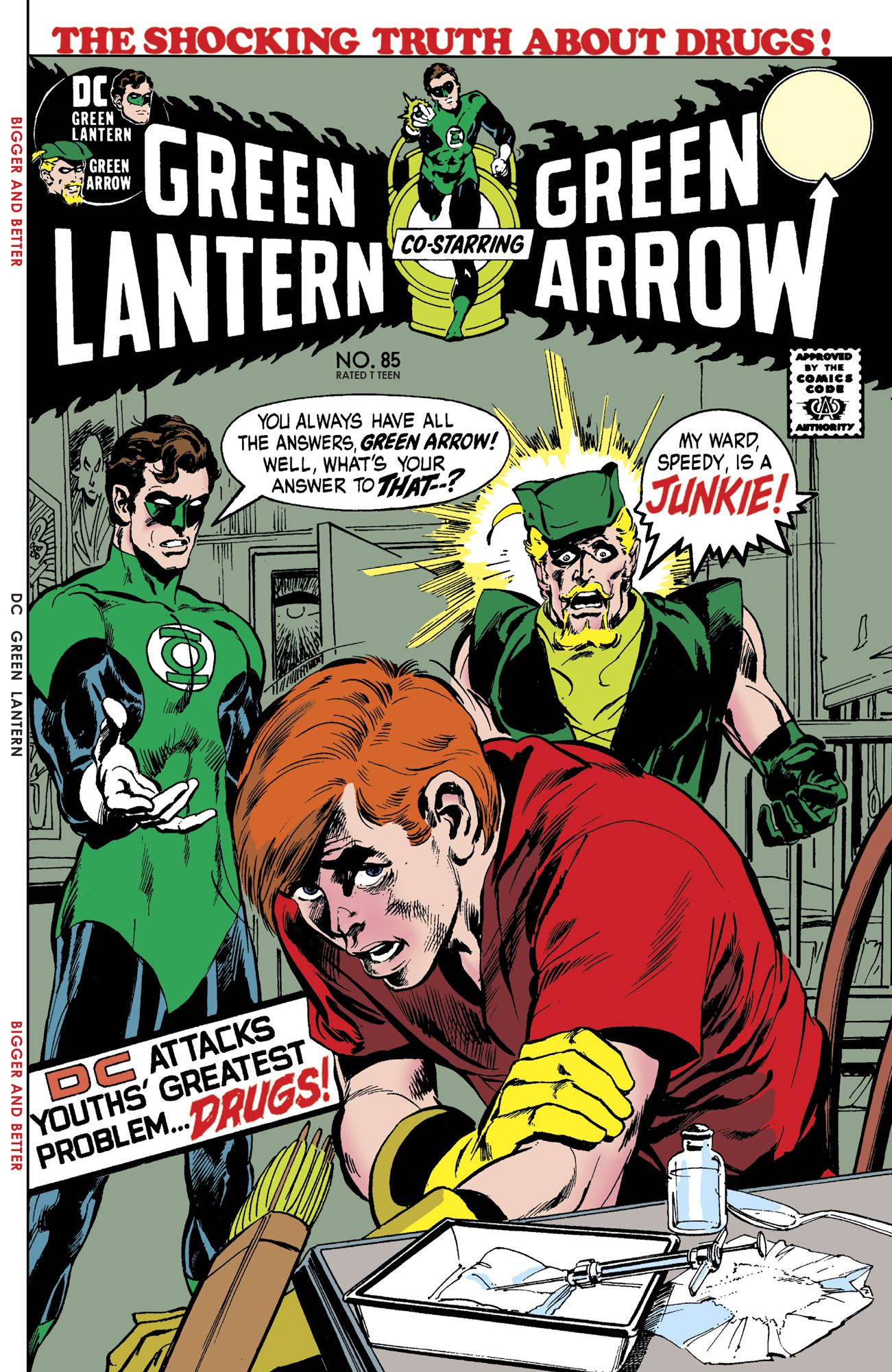 Facsimile Edition: Green Lantern Vol 2 85