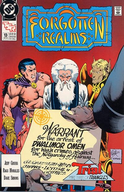 Forgotten Realms Vol 1 13