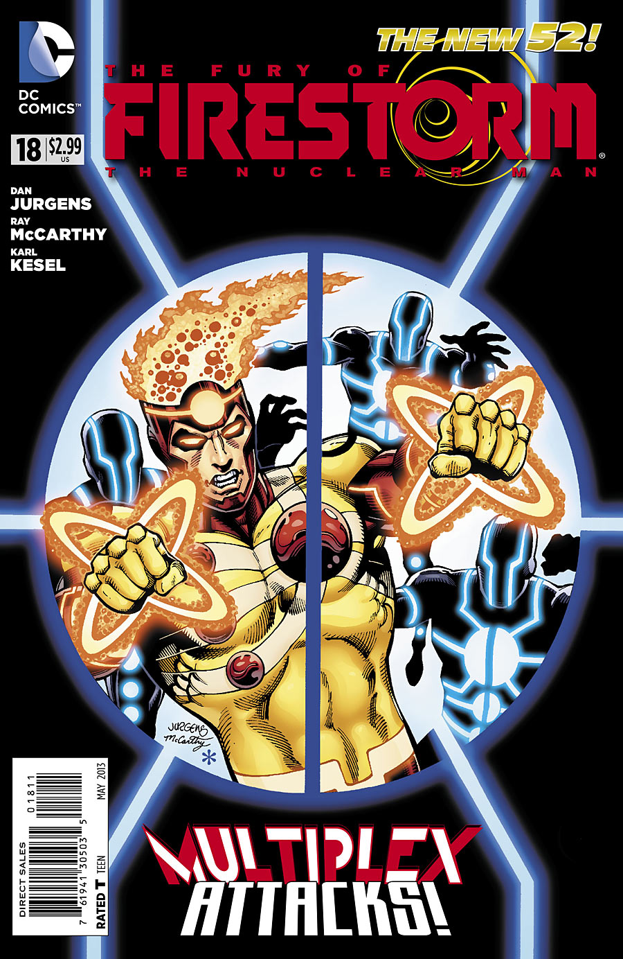 Fury of Firestorm: The Nuclear Men Vol 1 18