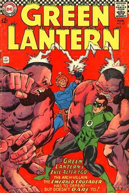 Green Lantern Vol 2 51