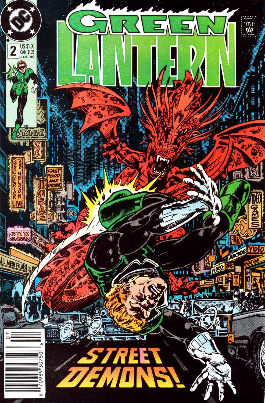 Green Lantern Vol 3 2