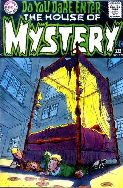 House of Mystery Vol 1 178