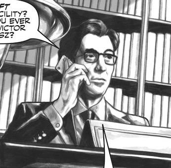 Jonathan Crane (Criminal Sanity)