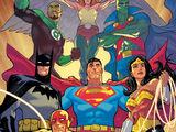 Justice League Infinity Vol 1 1