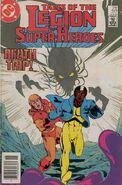 Legion of Super-Heroes Vol 2 317