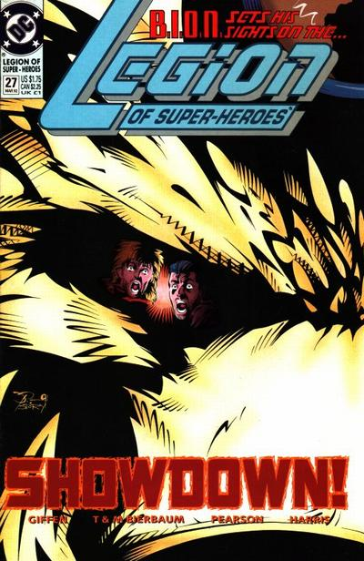 Legion of Super-Heroes Vol 4 27