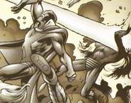 Martian Manhunter Superboy's Legion 001