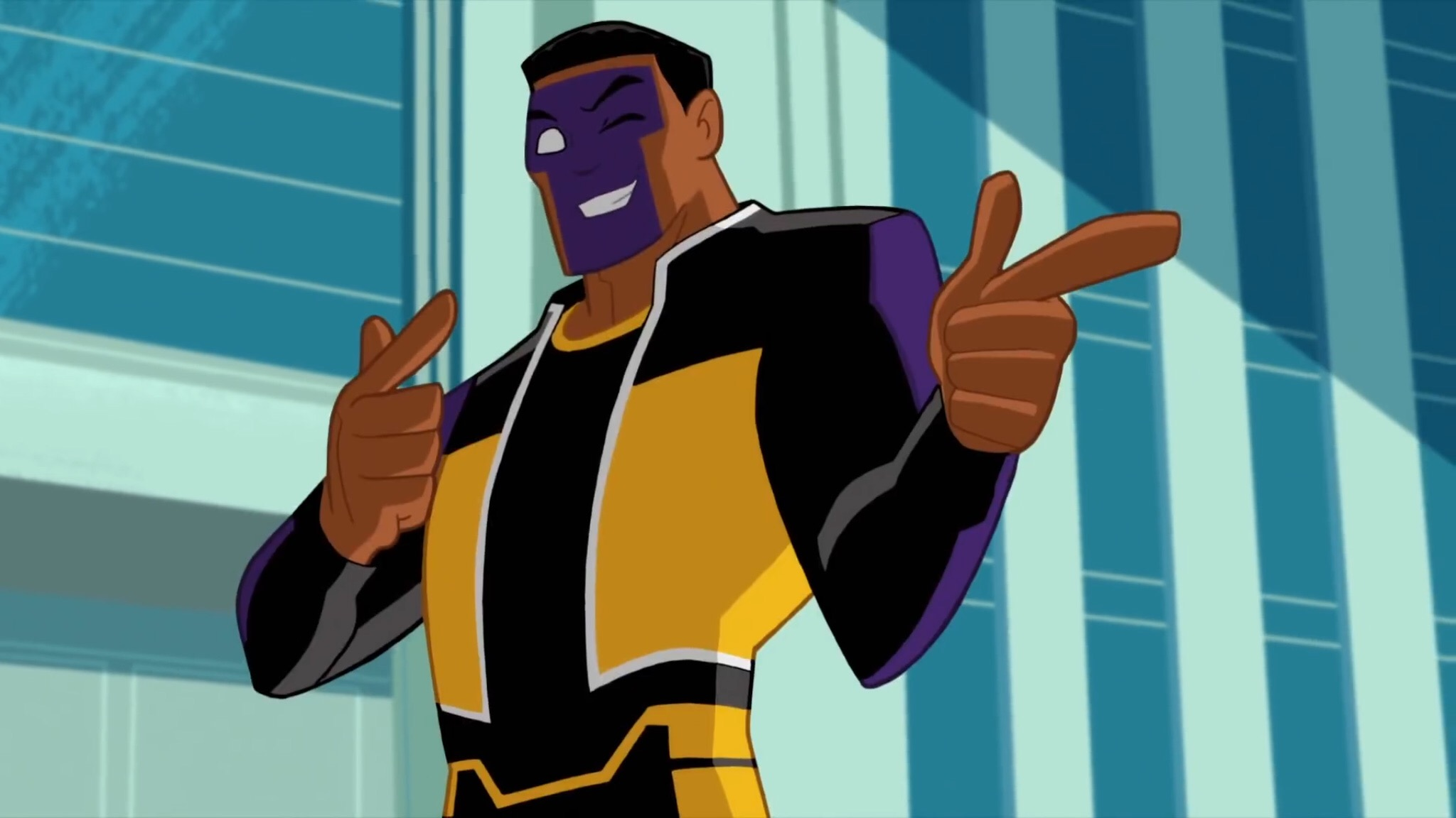 Michael Holt (Justice League Action)