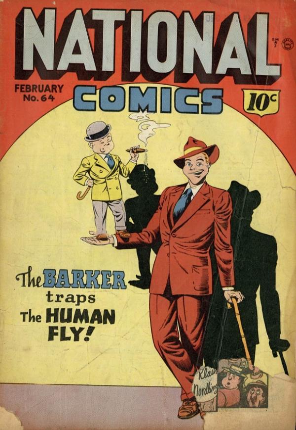 National Comics Vol 1 64