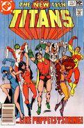 New Teen Titans Vol 1 9