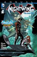 Nightwing Annual Vol 3 1