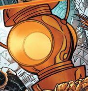 Orange Lantern Power Battery 02