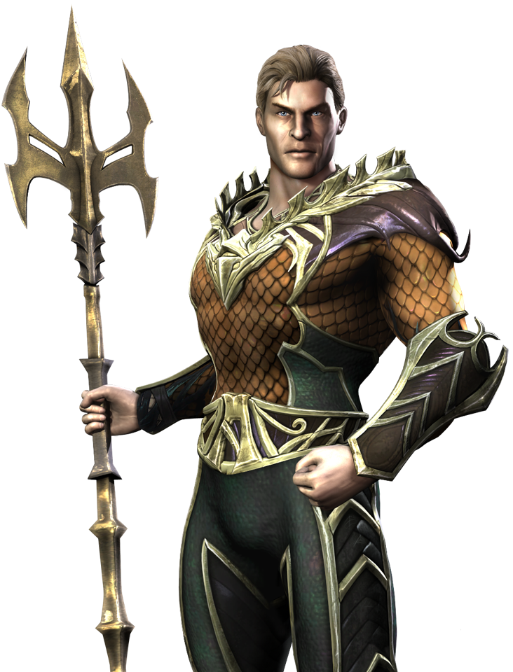 Arthur Curry (Injustice: Earth One)