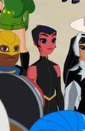 Scorch DC Super Hero Girls 0001