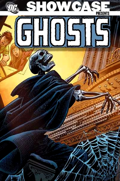 Showcase Presents: Ghosts Vol. 1 (Collected)