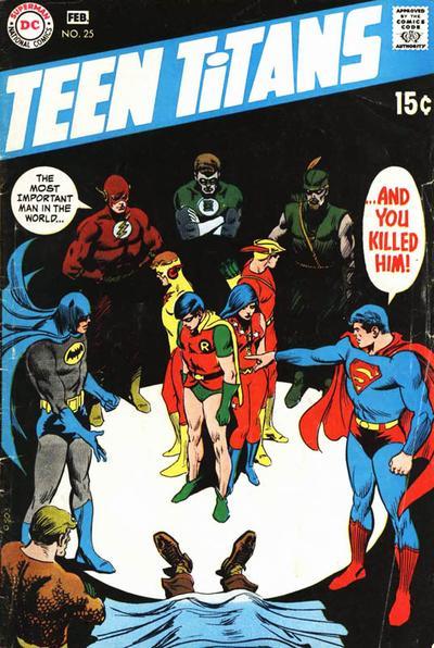 Teen Titans Vol 1 25