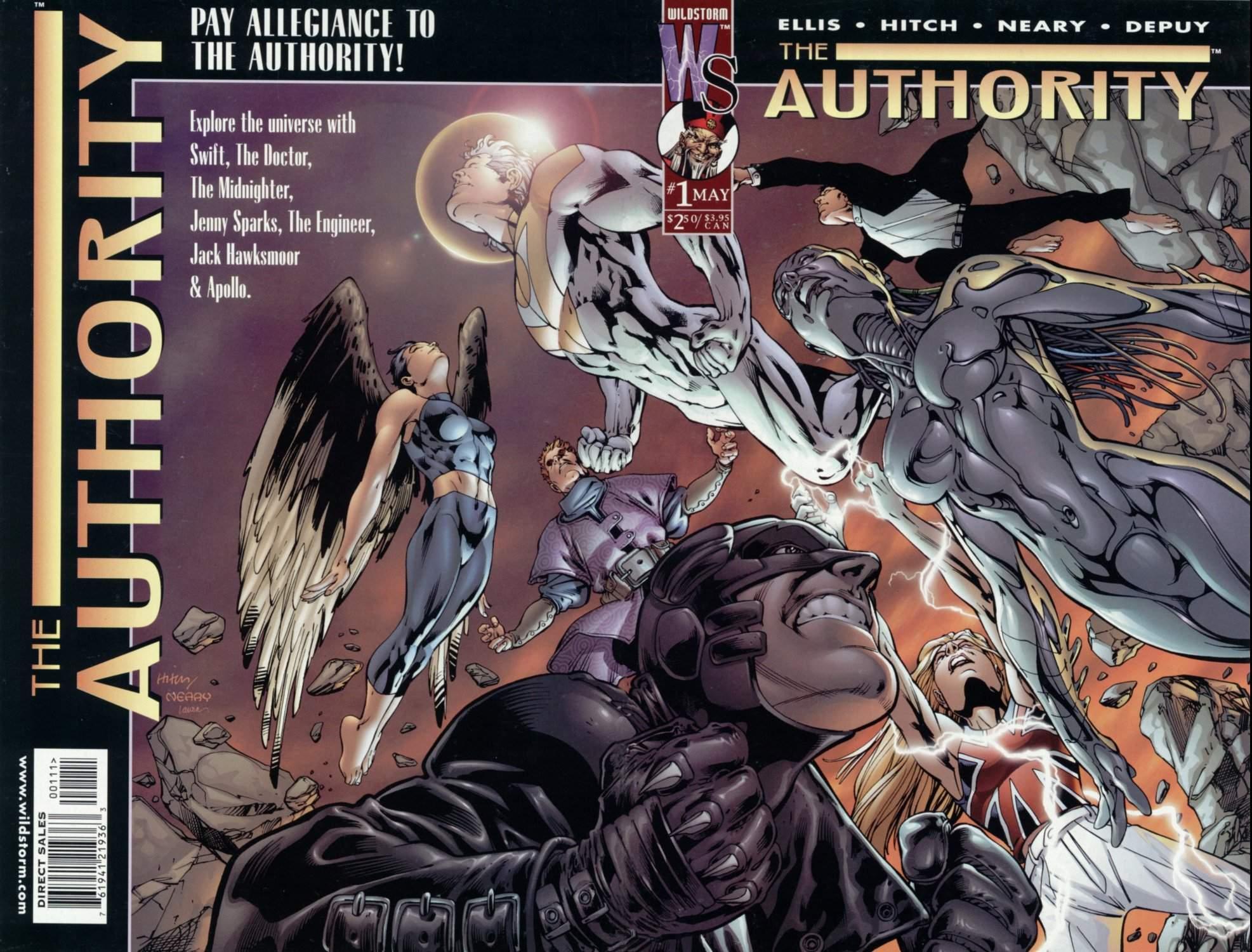 The Authority Vol 1