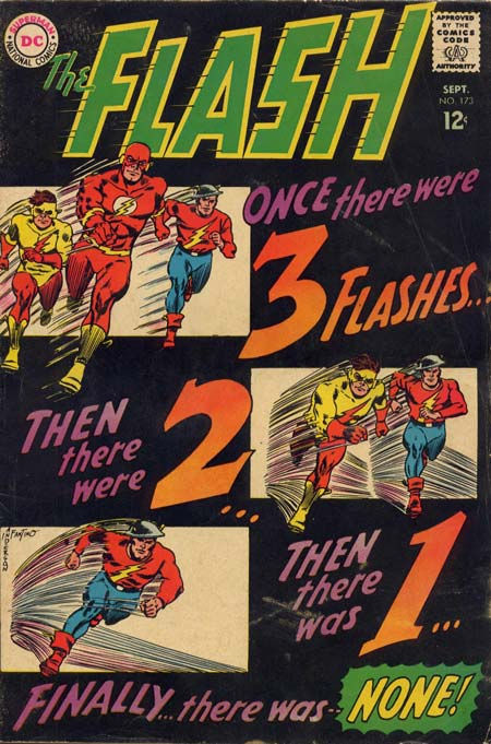 The Flash Vol 1 173