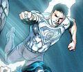 White Lantern Superboy Kon-El 0001
