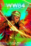 Wonder Woman 1984 December Poster