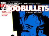 100 Bullets/Crime Line Sampler Flip-Book Vol 1 1