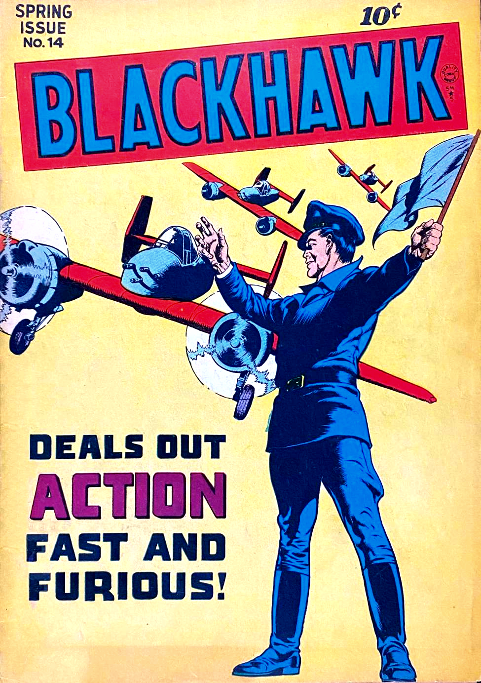 Blackhawk Vol 1 14