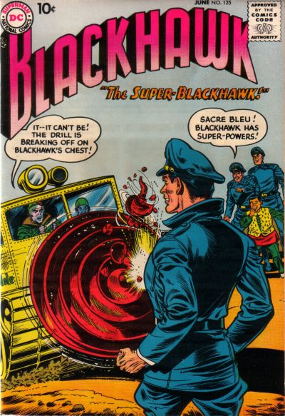 Blackhawk Vol 1 125
