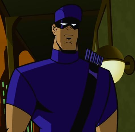Blue Bowman (The Brave and the Bold: Deep Cover for Batman!)