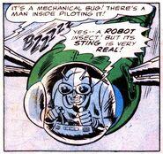 Bug Man 001