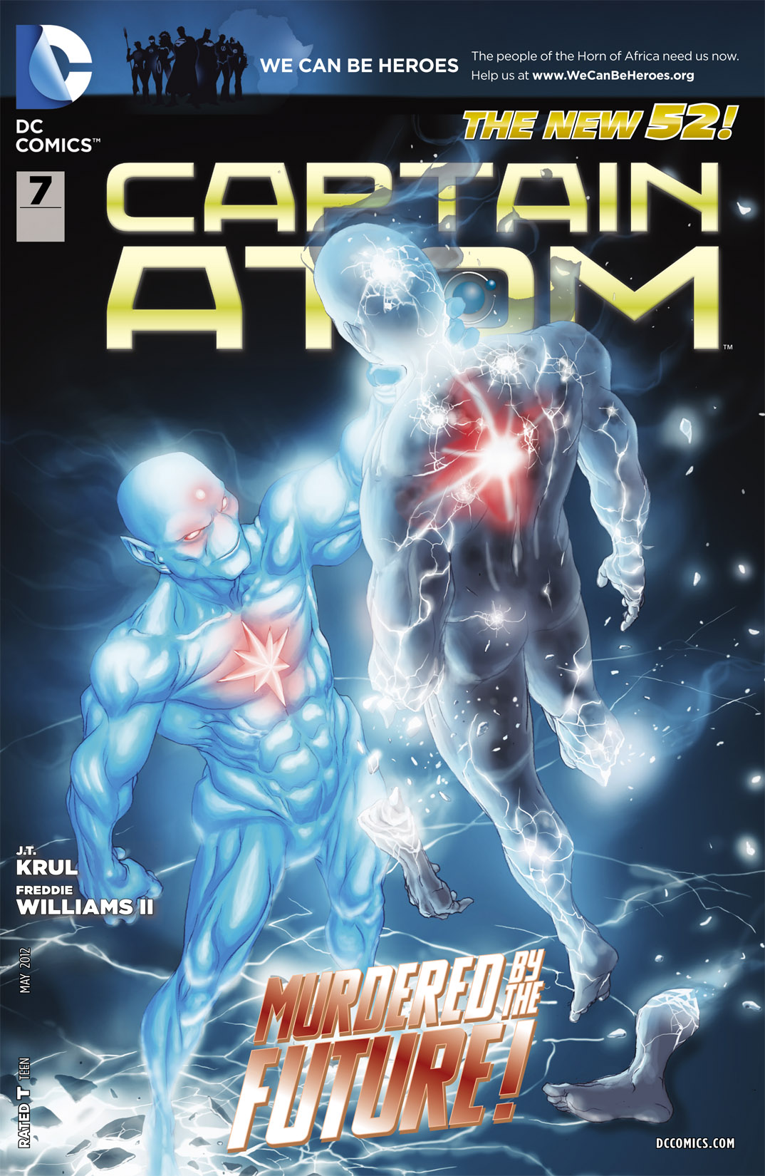 Captain Atom Vol 3 7