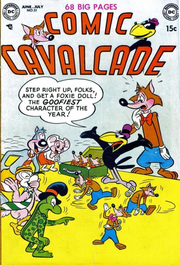 Comic Cavalcade Vol 1 51