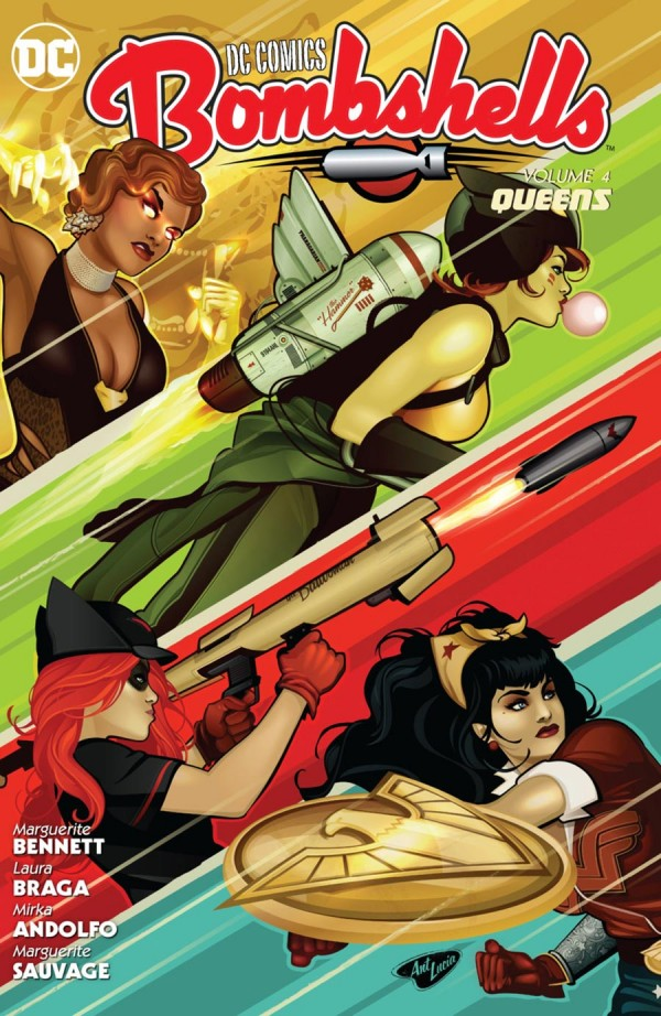 DC Comics Bombshells: Queens (Collected)