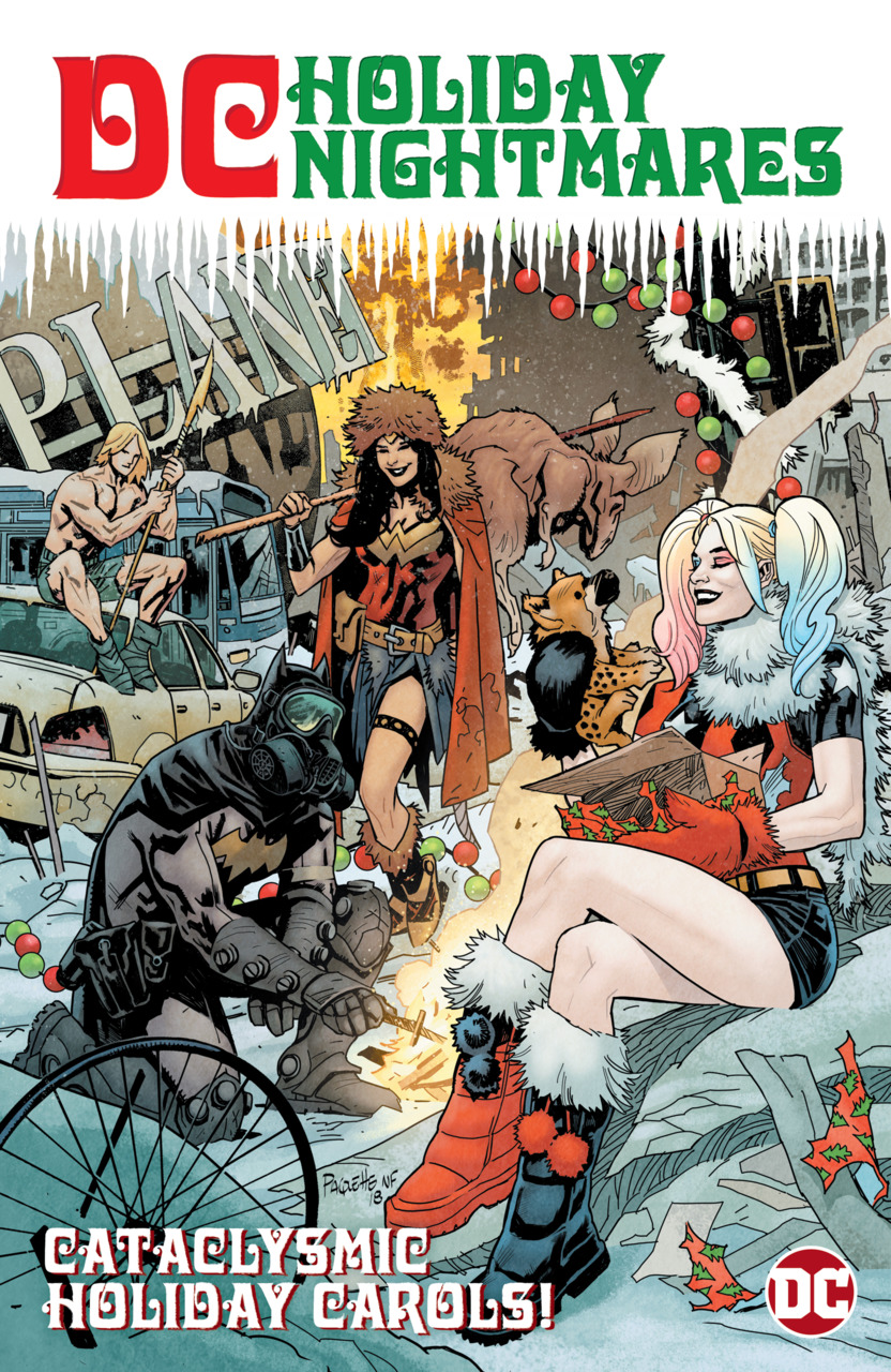 DC Holiday Nightmares (Collected)
