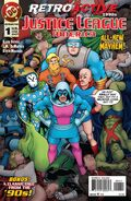 DC Retroactive Justice League of America - The '90s Vol 1 1