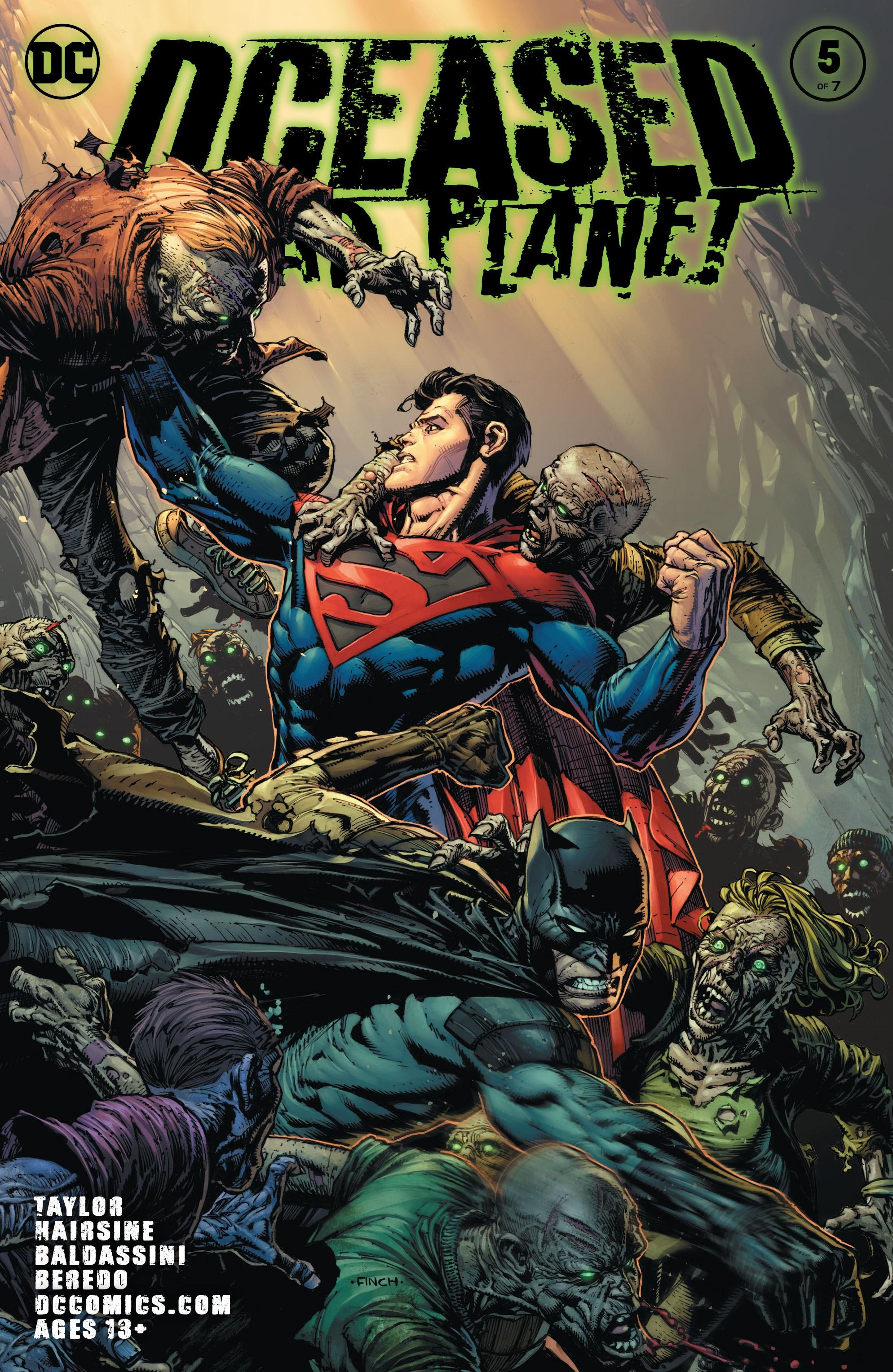 DCeased: Dead Planet Vol 1 5