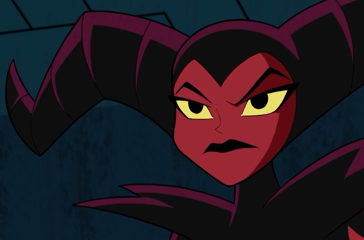 Ember (Justice League Action)